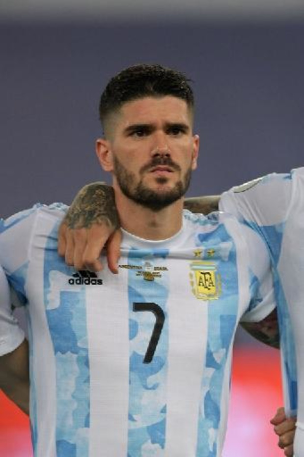 Atletico Madrid plukt Argentijnse middenvelder Rodrigo de Paul weg bij Udinese
