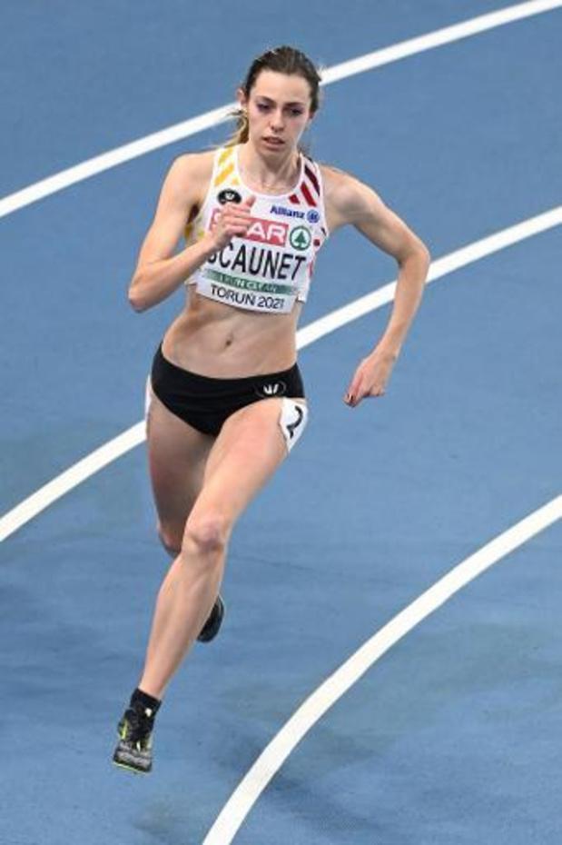 Championnats d'Europe d'athlétisme en salle - Vanessa Scaunet éliminée en demi-finale du 800m