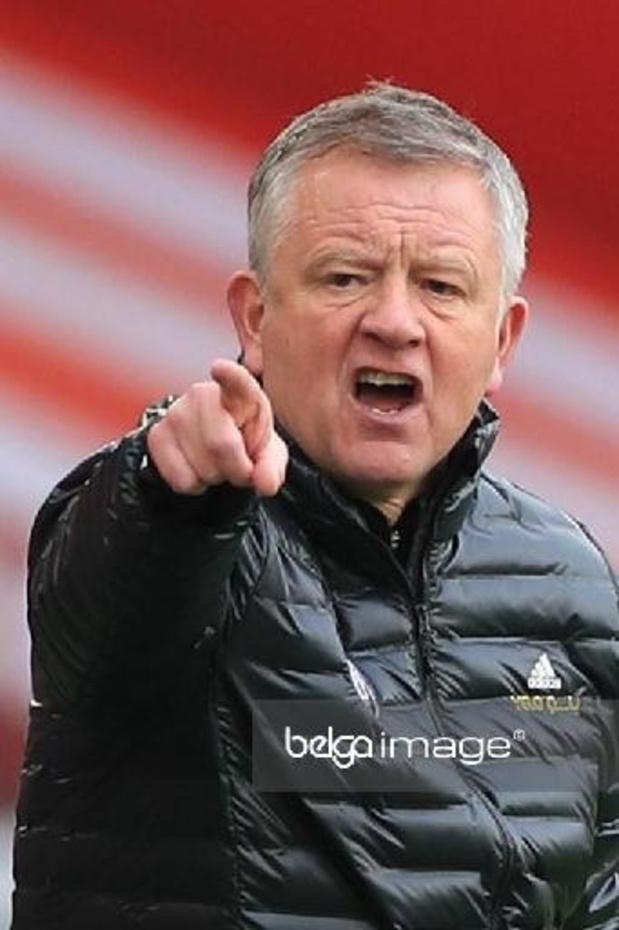 Premier League - Chris Wilder n'est plus le manager de Sheffield United
