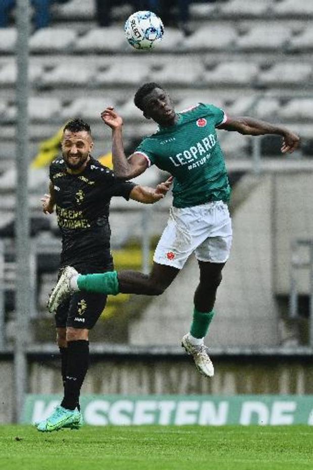 1B Pro League - Lierse wint met 2-0 van Virton