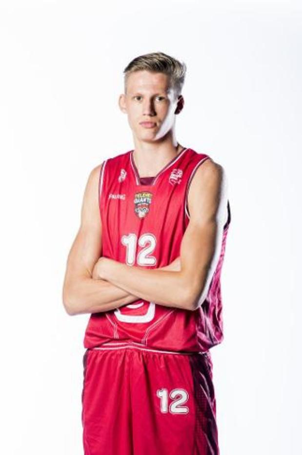 EK basket 2021 (m) - Bleijenbergh en Vanwijn haken geblesseerd af bij Belgian Lions