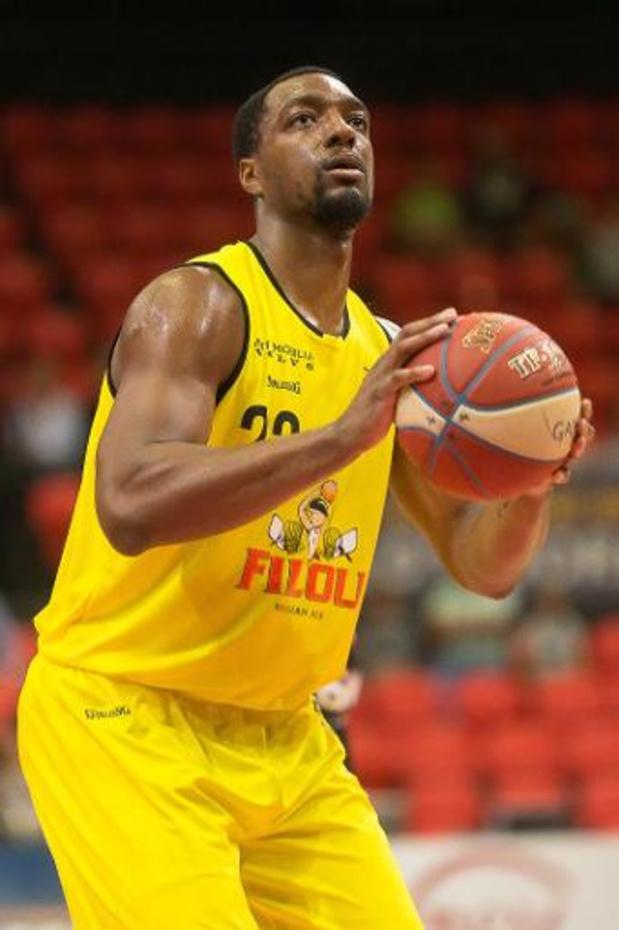 Euromillions Basket League - Ostende fait la différence face à Limburg en deuxième mi-temps