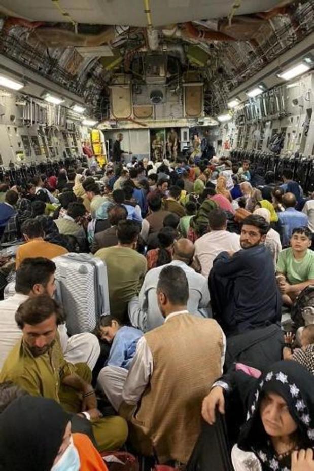 """Les talibans """"intensifient"""" leur recherche des Afghans ayant collaboré avec les Etats-Unis"""