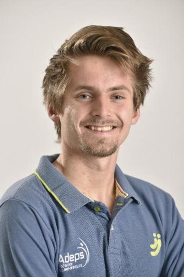 Le tennisman Clément Geens met un terme à sa carrière à l'âge de 24 ans