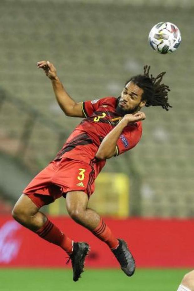 Belgen in het buitenland - Denayer en Lyon komen niet tot scoren in Bordeaux