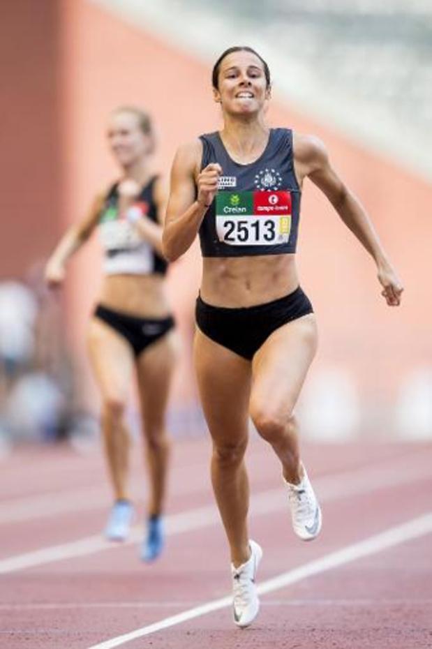 Iga Baumgart-Witan is snelste op 400m, Camille Laus 4e
