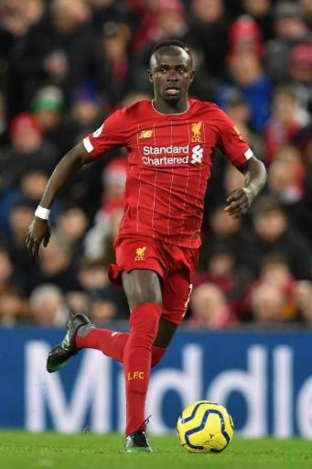 Le Sénégalais Sadio Mané élu joueur africain de l'année