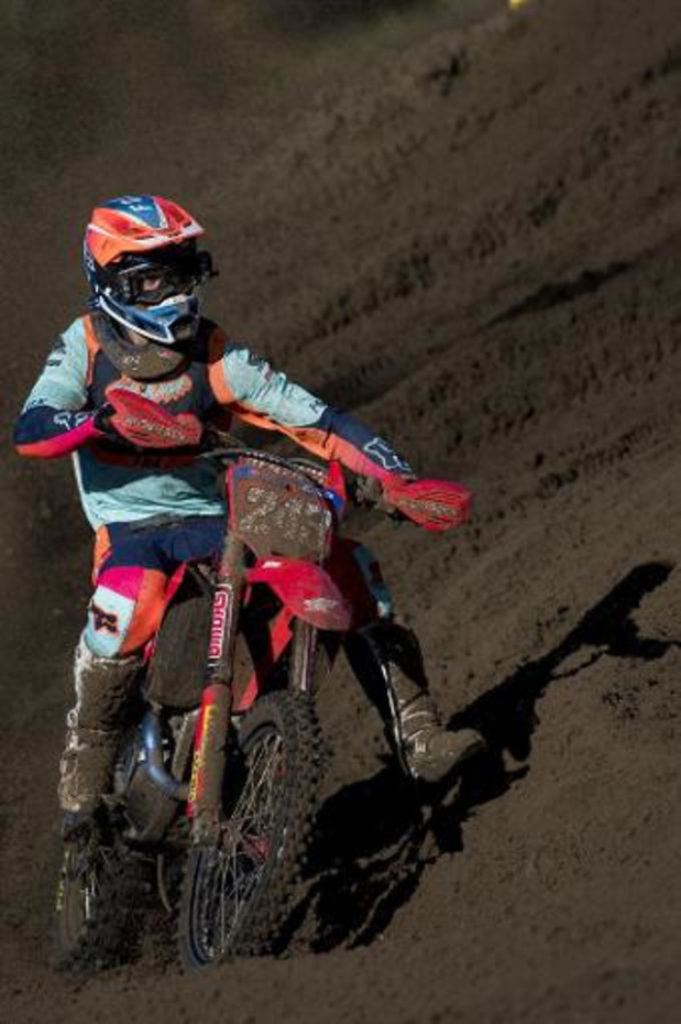 Tim Gajser wint eerste reeks in MXGP