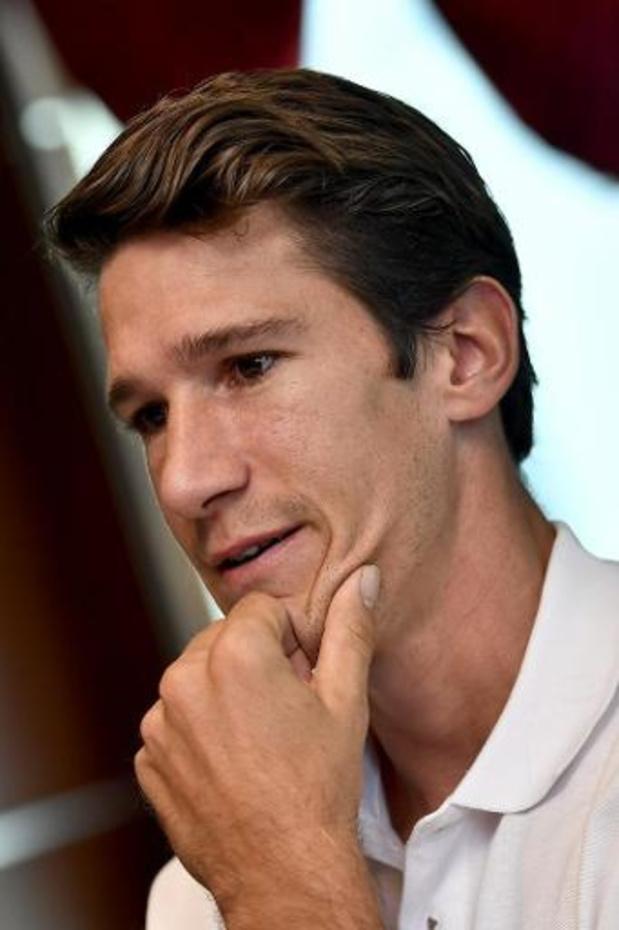 Thomas Van der Plaetsen pense qu'une 8e place comme à Rio est possible