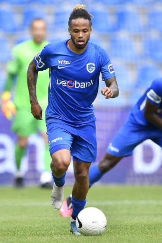 Bongonda (Genk) positif au Covid-19 manquera le match d'ouverture contre Zulte Waregem