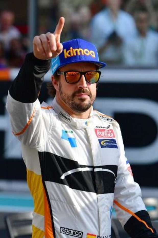 Fernando Alonso effectuera son retour en Formule 1 en 2021, confirme Renault