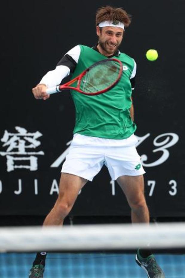 Open d'Australie - Sander Gillé passe le premier tour en double mixte