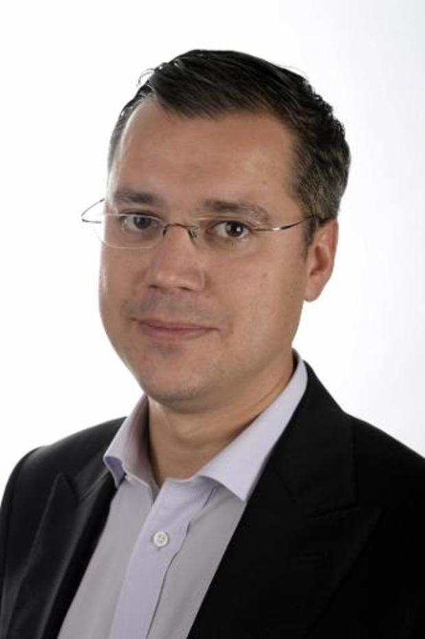 Jeroen Tiebout nieuwe regeringscommissaris VRT
