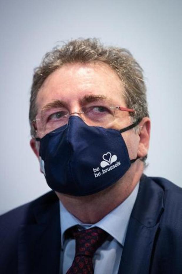 Brusselse coronacommissie sluit hoorzittingen af met tweede passage regeringsleden