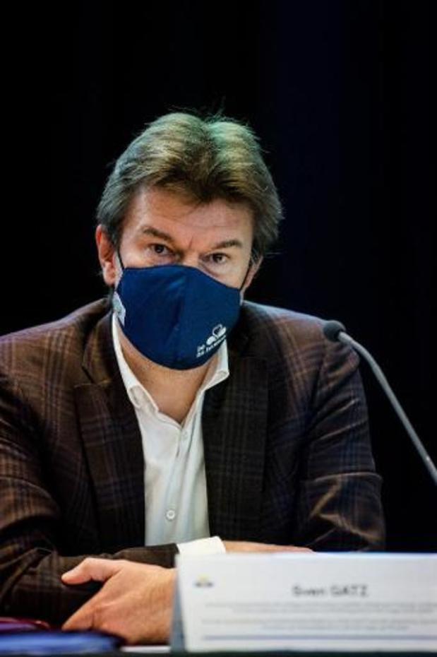 Gatz hoopt op samenwerkingsakkoord tussen de drie gewesten over leasewagens