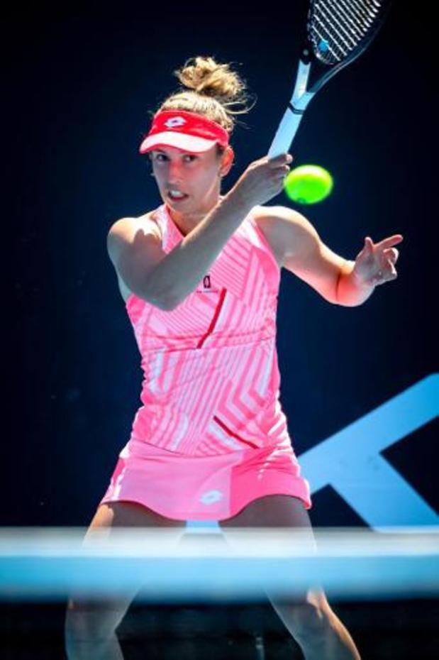 Les rencontres des tournois de préparation peuvent reprendre, Elise Mertens joue vendredi