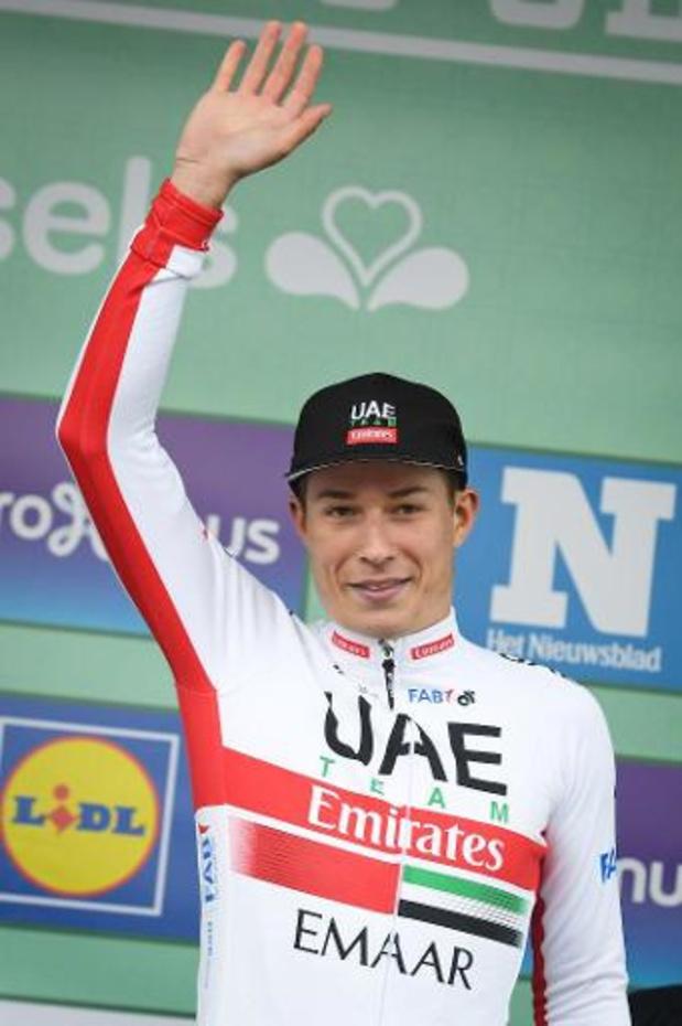 Jasper Philipsen fera ses débuts sur la Vuelta la saison prochaine