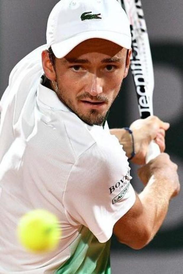 Roland-Garros - Medvedev battu au 1er tour pour la 4e année d'affilée