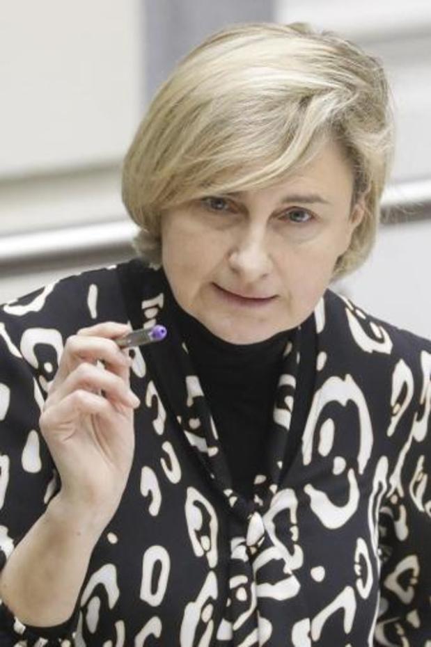 Difficile de lâcher la N-VA tant qu'elle ne renonce pas à gouverner, selon Hilde Crevits
