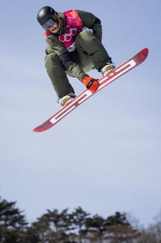 Sebbe De Buck, 4e du slopestyle à Laax, signe son meilleur résultat depuis quatre ans