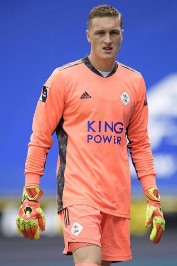 Le gardien d'OHL Daniel Iversen retourne à Leicester City