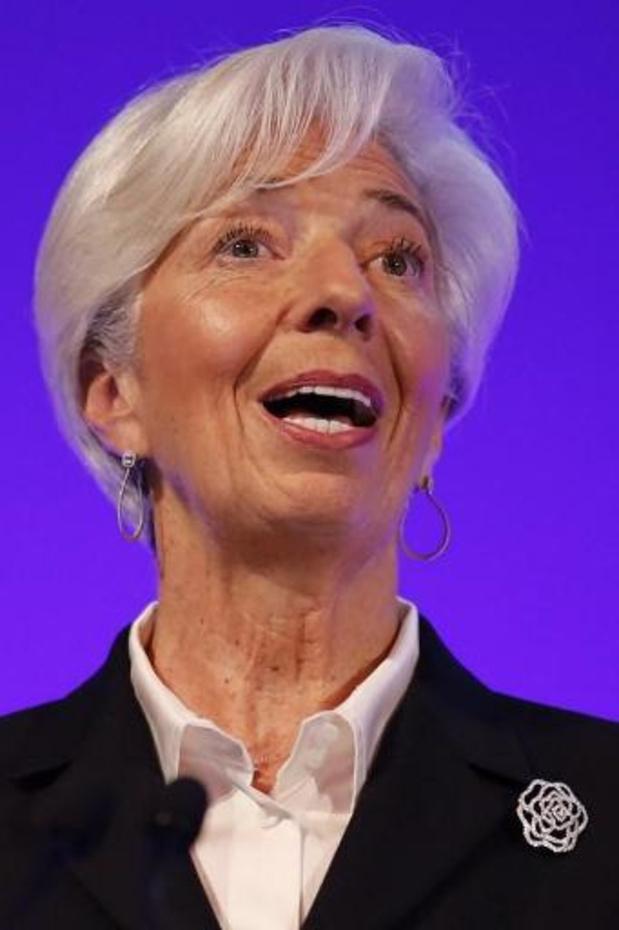 ECB-voorzitster Lagarde vorige week in quarantaine na contact met besmette persoon