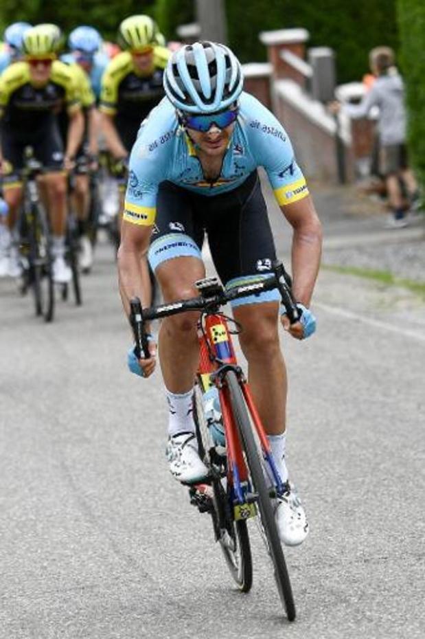 Gorka Izagirre wint kletsnatte editie van Gran Trittico Lombardo