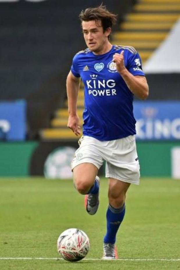 Ben Chilwell passe de Leicester City à Chelsea
