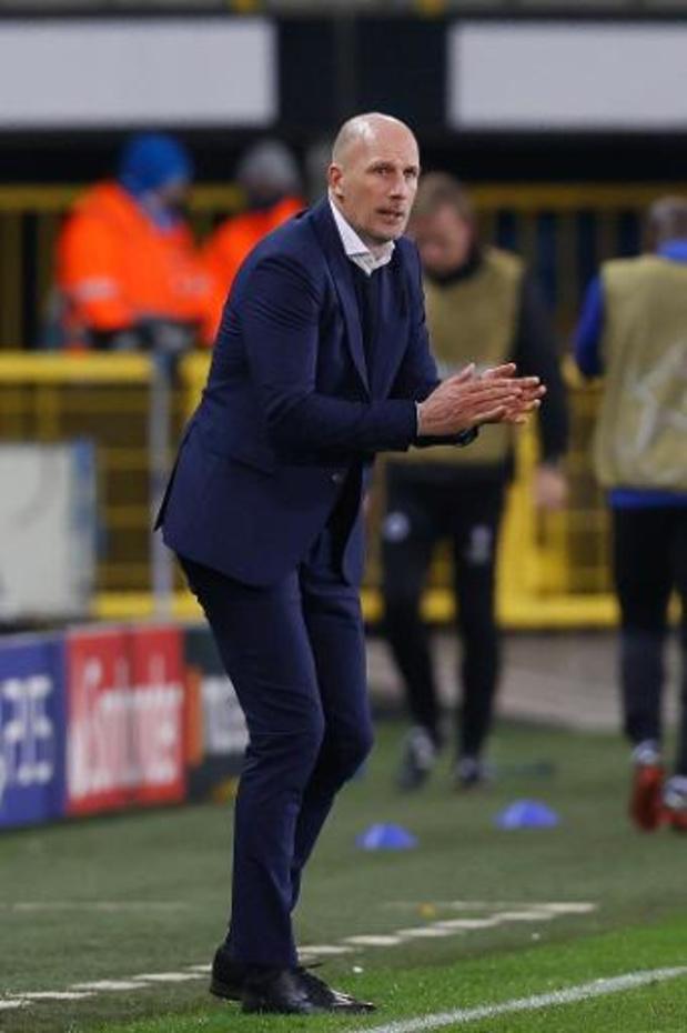"Champions League - Philippe Clement: ""Zulke foutjes worden tegen Dortmund afgestraft"""