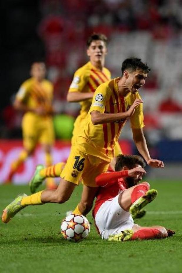Spanje zonder FC Barcelona-toptalent Pedri in Nations League