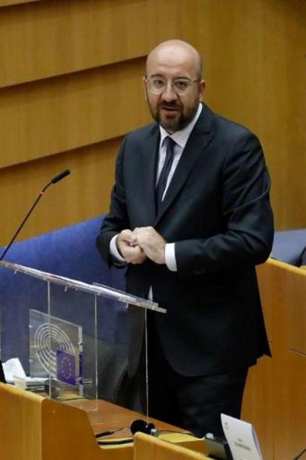 Charles Michel rekent op twee EU-toppen voor begrotingsakkoord