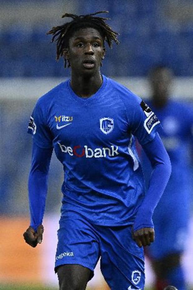 Antwerp neemt youngster Pierre Dwomoh over van Genk