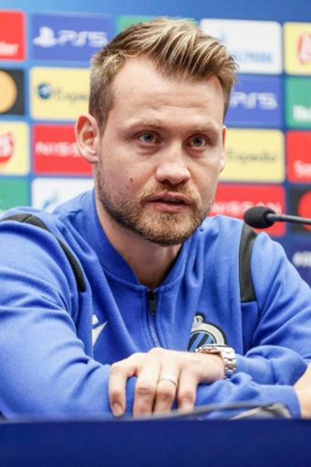 Simon Mignolet estime que le Club de Bruges devrait être plus constant
