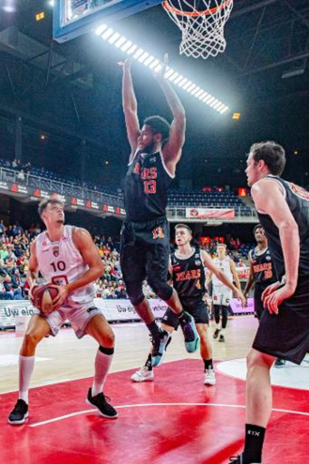 Euromillions Basket League - Anvers conserve son brevet d'invincibilité