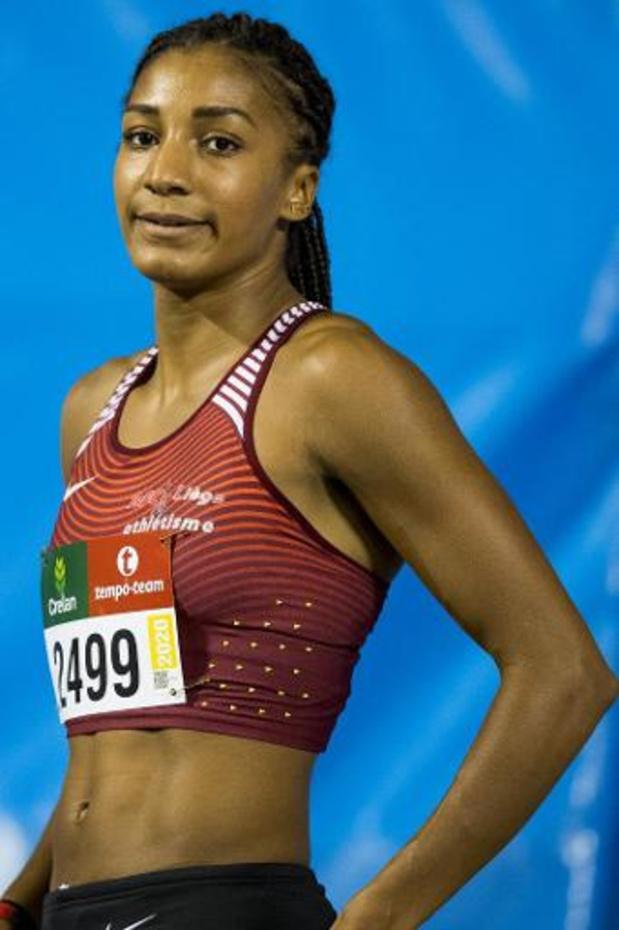 Euro d'athlétisme en salle - Nafi Thiam sur la liste provisoire des participants de l'Euro indoor