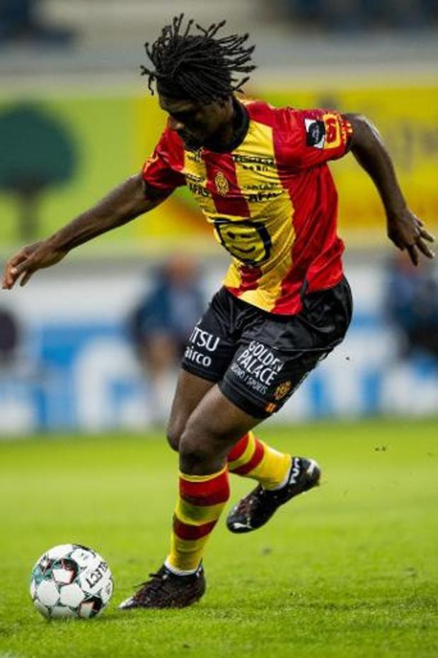 Rocky Bushiri (FC Malines) testé positif