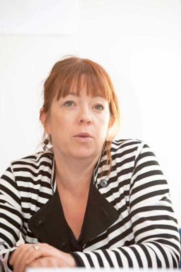 Annemie Schaus verkozen als rector van ULB