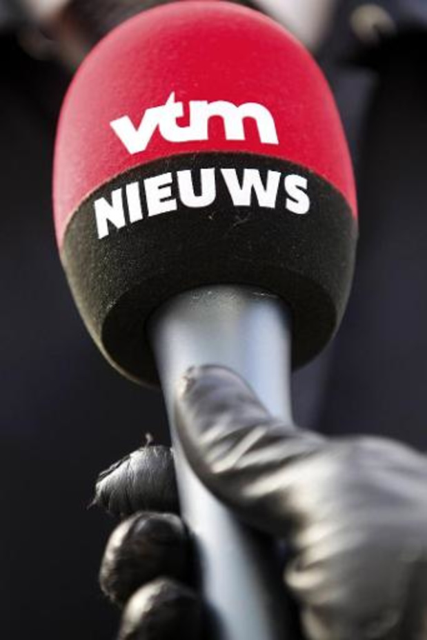 Man die reporter VTM Nieuws kuste, is opgepakt