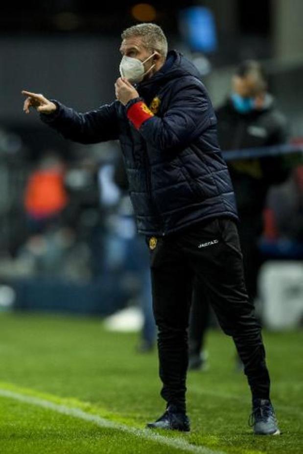 Geen nieuwe besmettingen bij KV Mechelen