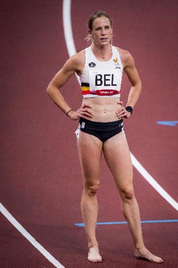 JO 2020 - Imke Vervaet se qualifie pour les demi-finales du 200m