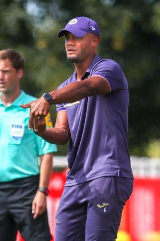 Vincent Kompany stopt als voetballer en wordt coach van Anderlecht
