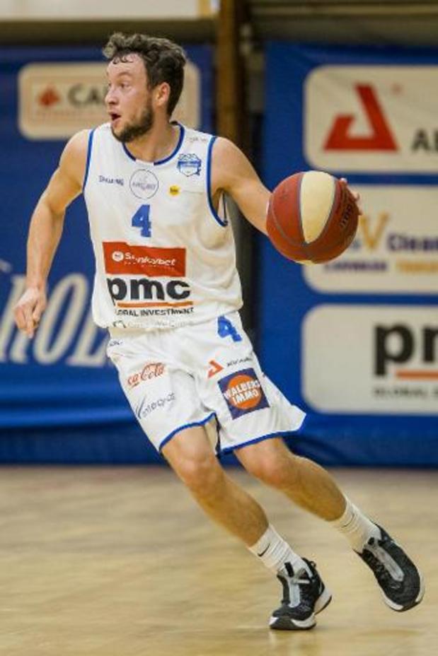 Euromillions Basket League - Malines s'impose au Spirou de Charleroi
