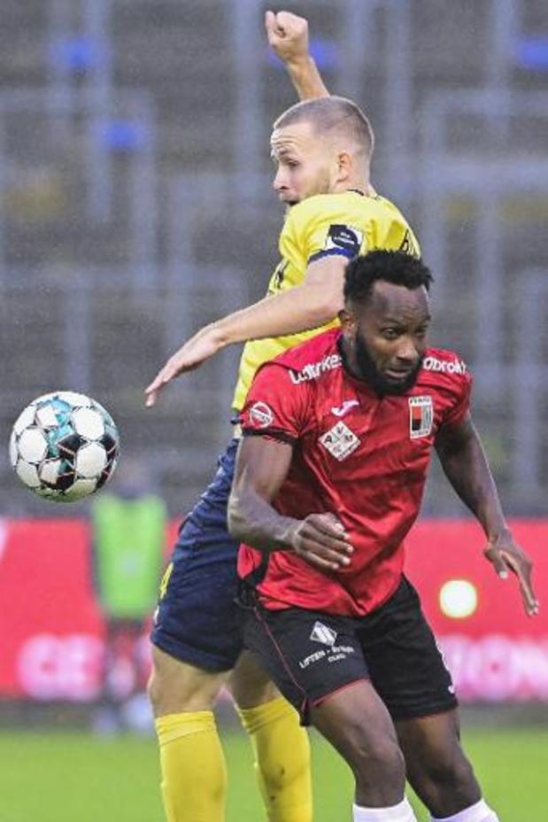 1B Pro League - Twee speeldagen schorsing voor Nangis (RWDM) en Soumah