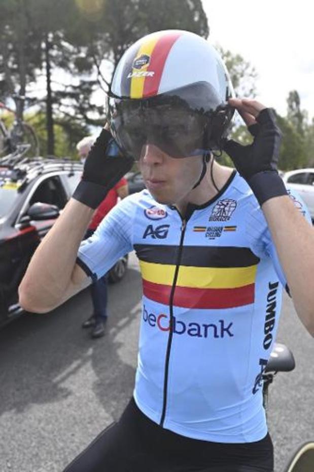 WK wielrennen - Van Aert en Campenaerts mikken op eremetaal in tijdrit