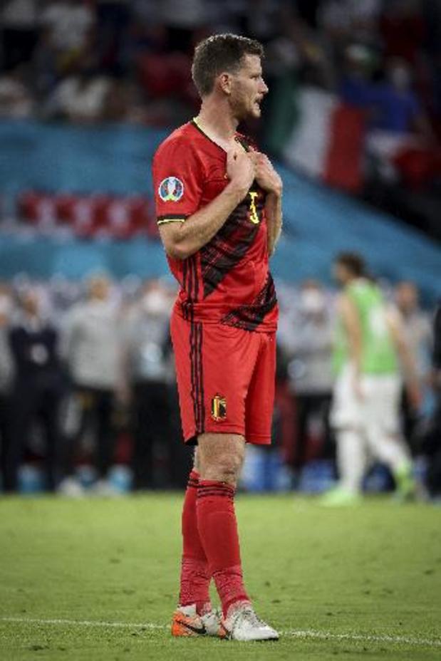 Jan Vertonghen hervat training bij Benfica