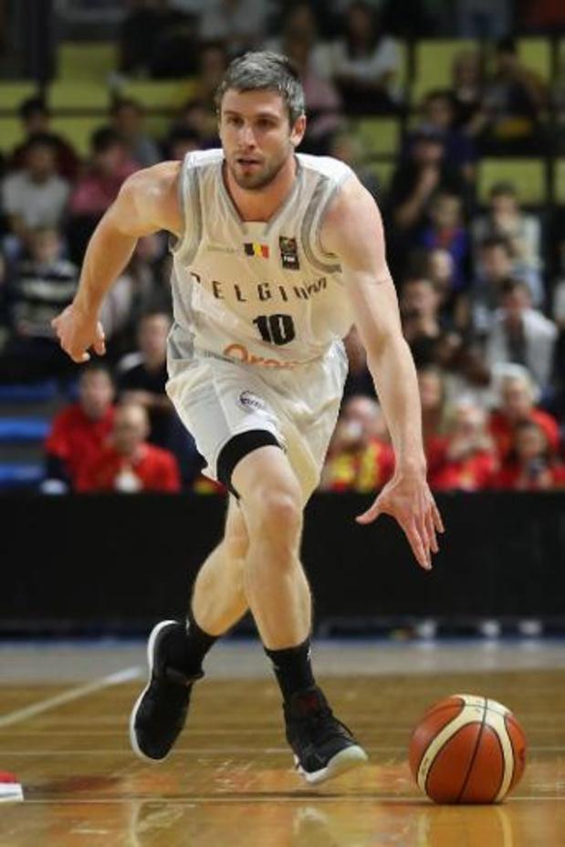 Champions League basket - Quentin Serron boekt met Straatsburg tweede overwinning