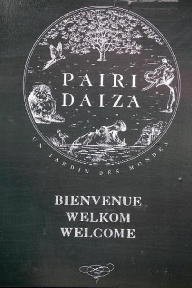 Pairi Daiza heropent maandag deuren maar laat beperkt aantal bezoekers toe