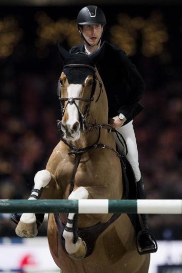 Equigala - Pieter Devos cavalier belge de l'année, Jos Verlooy auteur de la plus belle performance