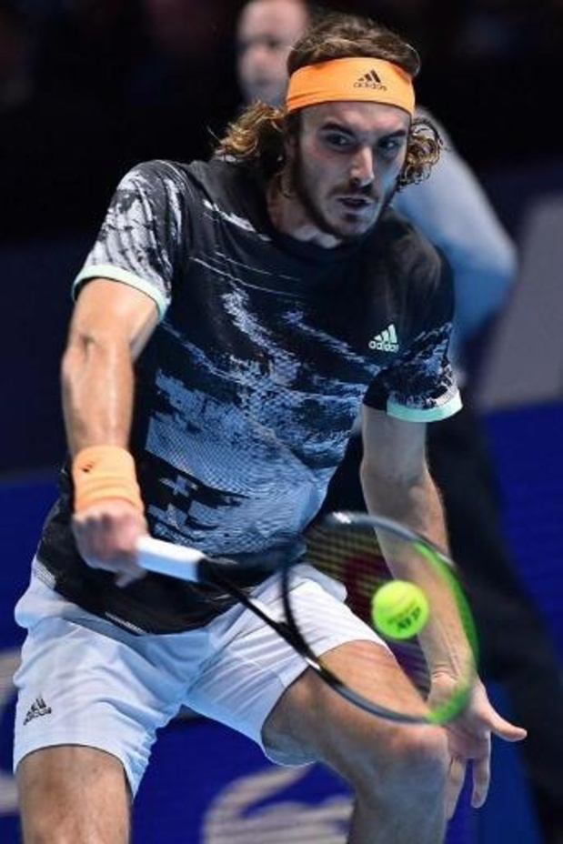 ATP Finals - Tsitsipas wint Masters na spannende finale tegen Thiem