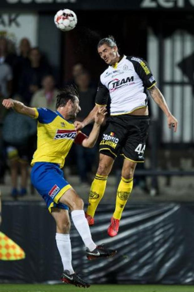 Proximus League - Lokeren deelt de punten met Westerlo, dat voorlopig aan de leiding komt